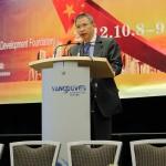 中国贸促会驻加代表董远