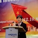 中国驻温哥华总领事刘菲