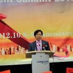 加拿大中国工商联合会主席滕达