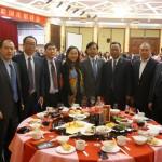 加中工商联参加中国侨联国庆招待会